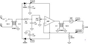 AC constantcurrent source design  Electrical Engineering