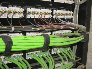 working  How to use a home work patch panel?  Super User
