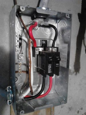 electrical  What is wrong with this panel wiring?  Home Improvement Stack Exchange