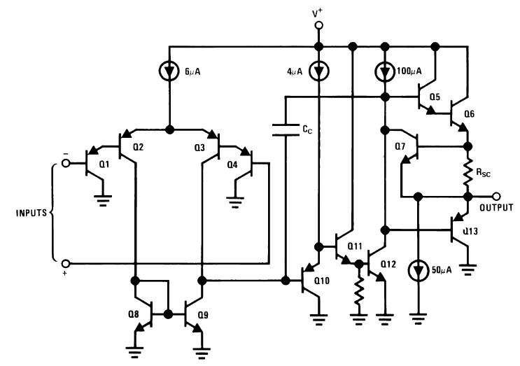 Op Amp In Buffer Configuration Is Decreasing