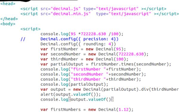 Math Floor In Javascript Example | Viewfloor.co