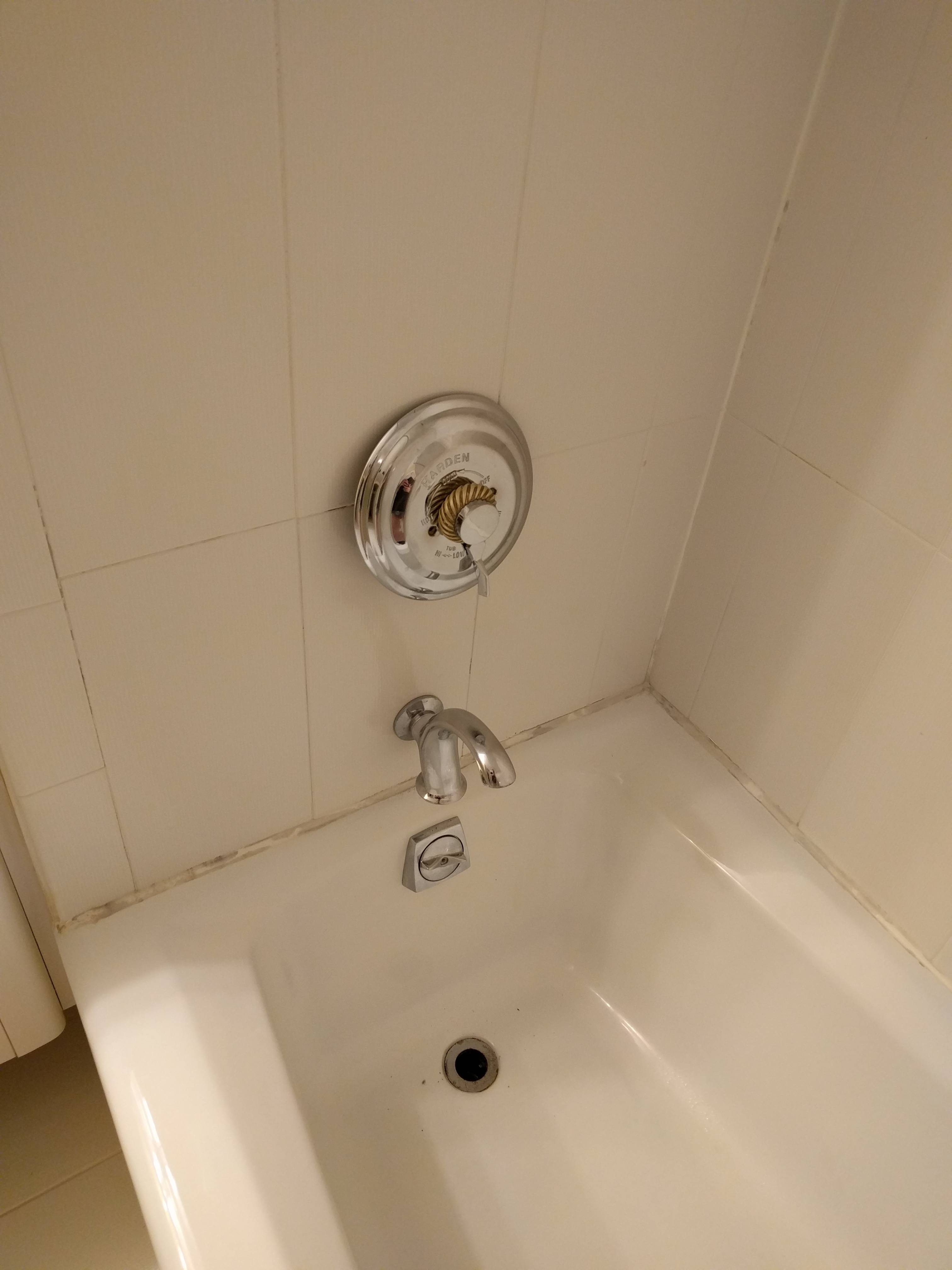 Plumbing How To Disassemble Harden Symmons Tubshower