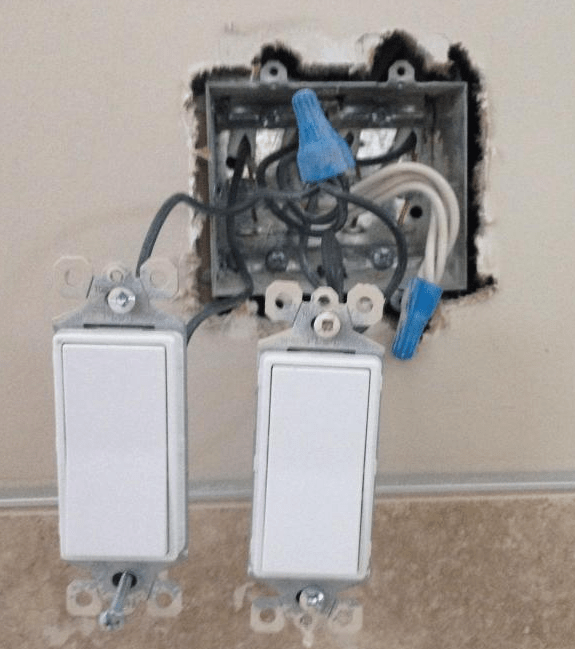 replace this switch with a timer