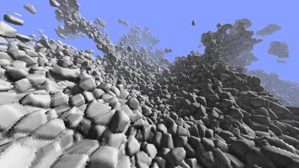 procedural generation - How can I optimise a Minecraft ...