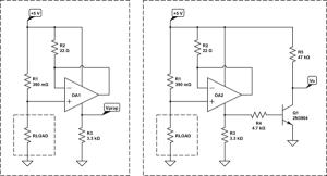 Highside current sensing diagram  Electrical Engineering