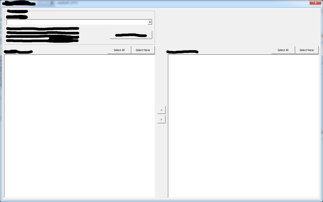 Excel Vba Userform Listbox Width Changes Automatically
