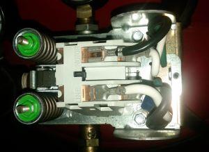 220 Volt Air Compressor Pressure Switch Wiring Diagram