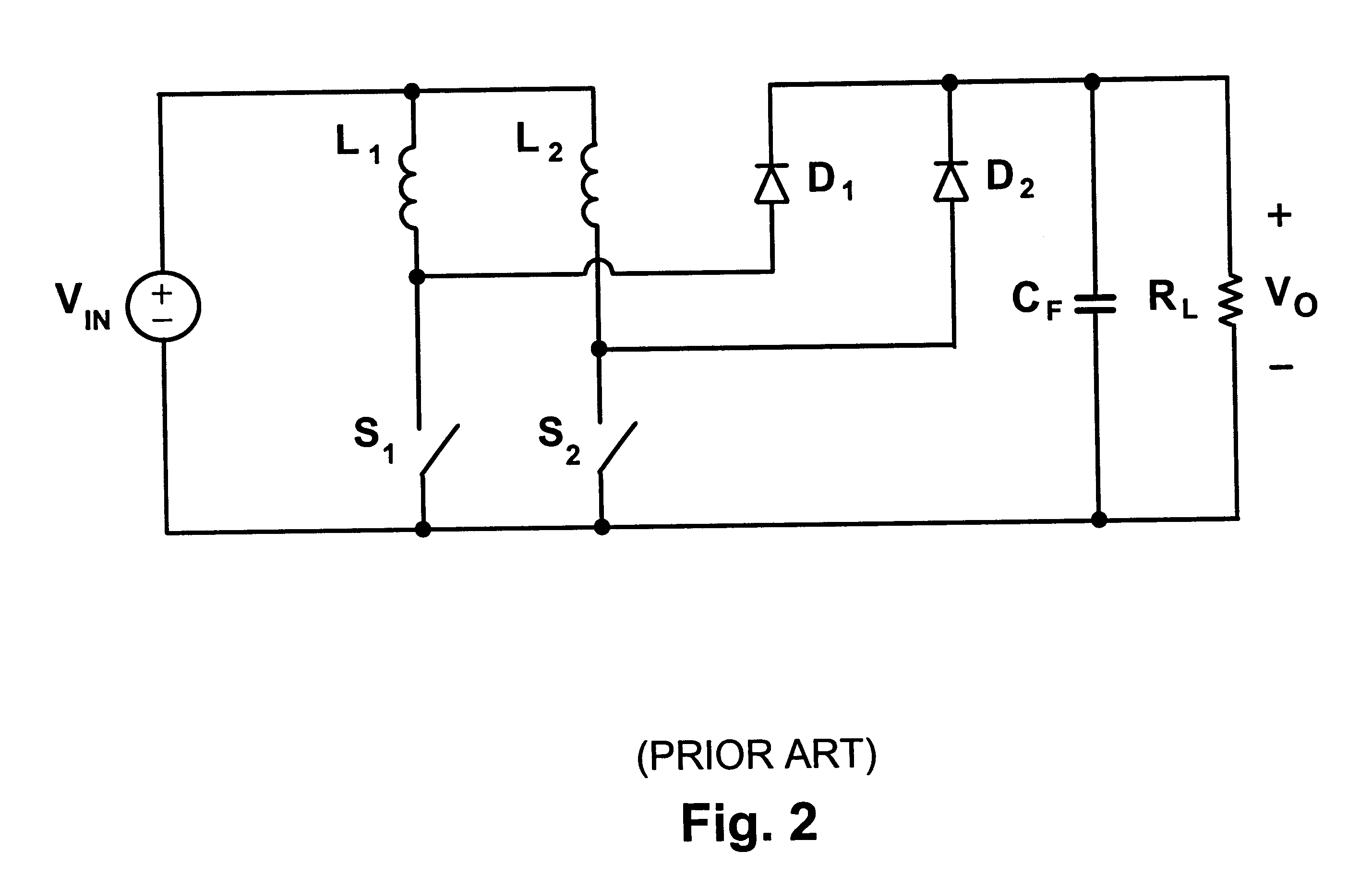 Design Andysis Of Two Inductor Boost Converter