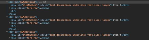 javascript - Increment HTML Element ID using JQuery ...