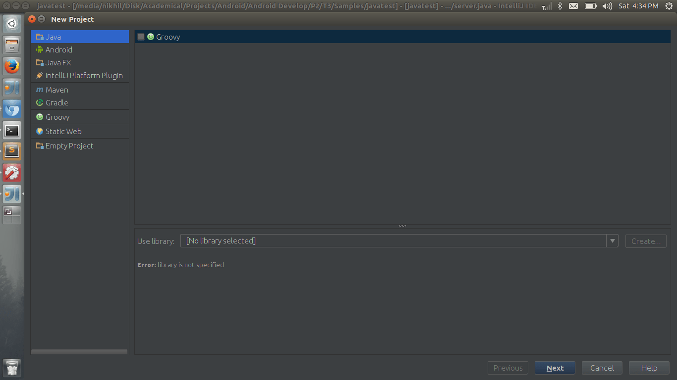 Can T Create Java Project In Intellij Idea 13 Community Edition