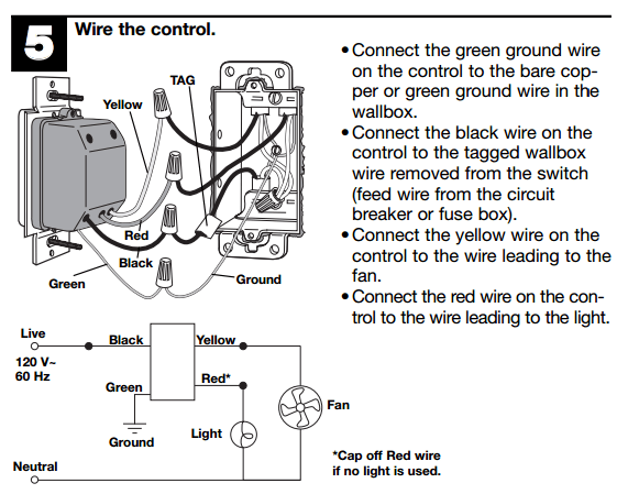 ceiling fan light dimmer switch wiring diagram  smc