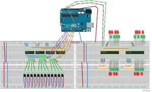 Sensors and leds This need resistors? and how?  Arduino Stack Exchange