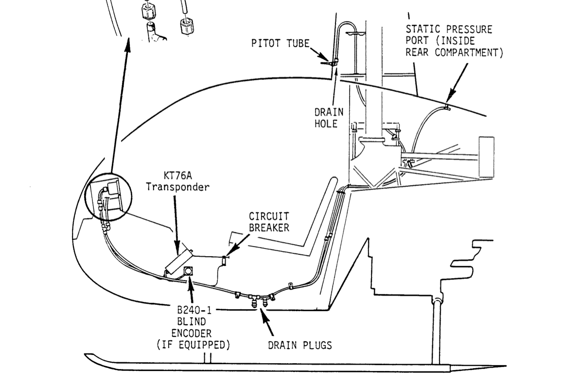 Egt Probe Location Aircraft