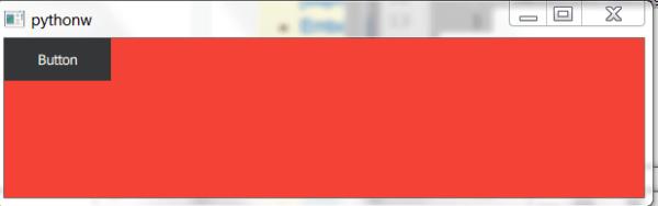 python - PyQt QML Material Design button background won't ...