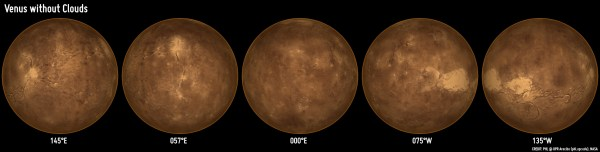 surface - What is the color of Venus if it has no ...