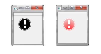 qt - Applying both a color and gradient to QPushButton's ...