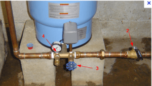 How can I replace a pressure gauge on a well pump?  Home Improvement Stack Exchange