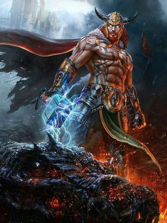 marvel - If Thor is the god of thunder, why does he ...