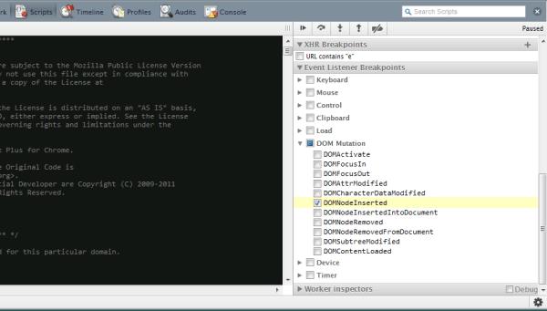 jquery - Inspect helper clone - Stack Overflow