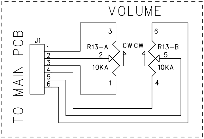 bypassing a potentiometer  electrical engineering stack