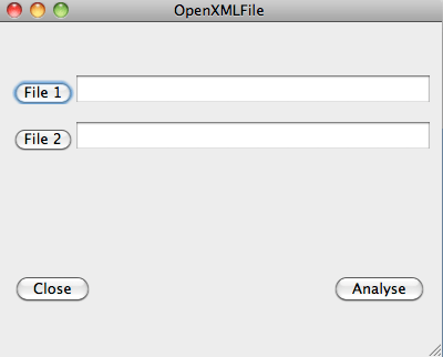 user interface - Qt standard dialogs example: Open file ...