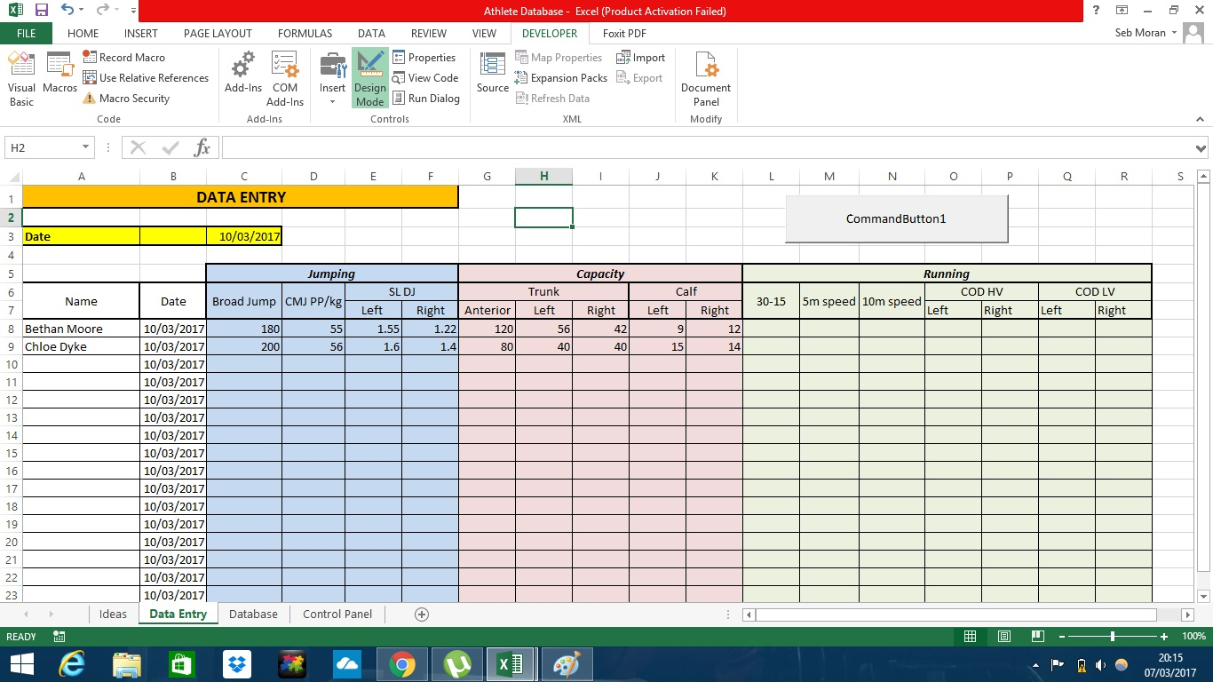 Worksheet Excel Not Visible
