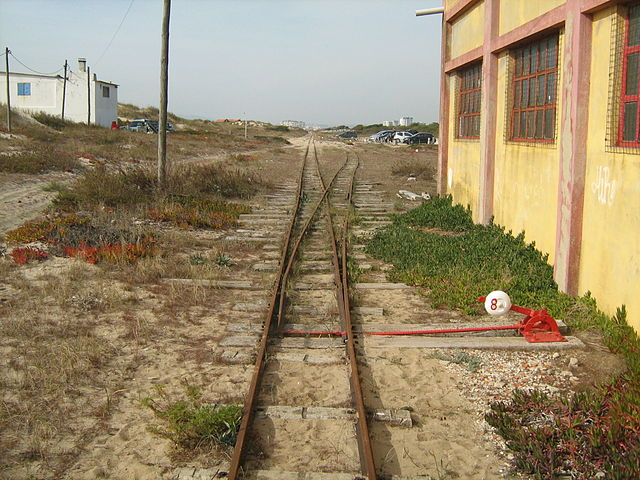 Image showing a railroad junction