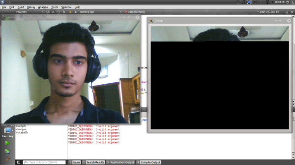 multithreading - Qt + OpenCV - Displaying images on QLabel ...