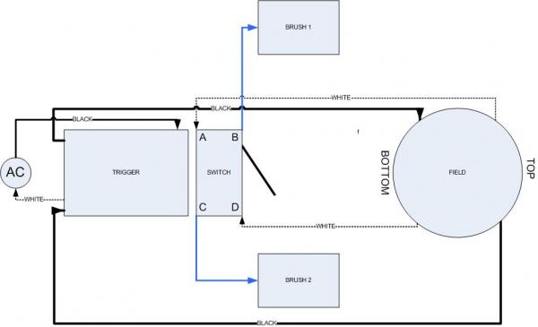 DIAGRAM FOR AC TO DC