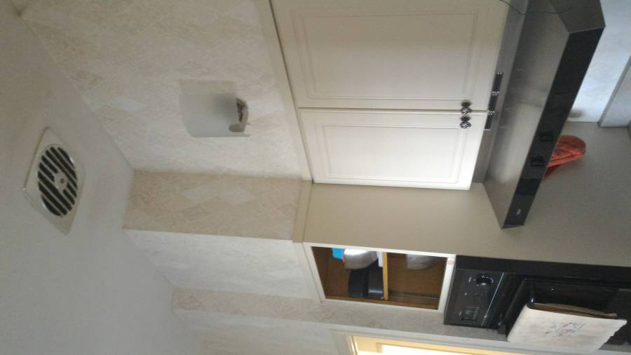 replacement   Ceiling exhaust fan in kitchen   Home Improvement     Ceiling exhaust fan in kitchen