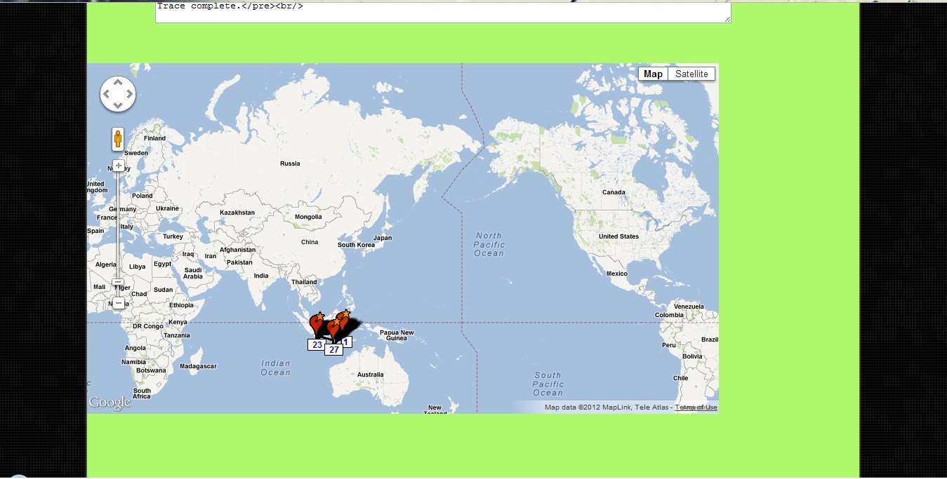 html   how to place the Google Maps V3 at the center of web page     enter image description here
