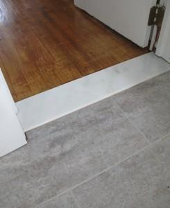 different flooring types