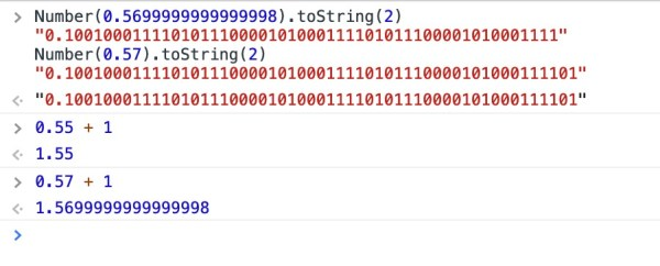 Floating point number in JavaScript (IEEE 754) - Stack ...
