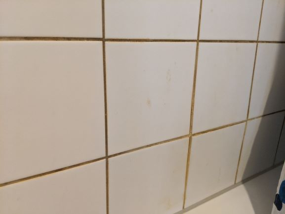 fixing shower tile to repair possible