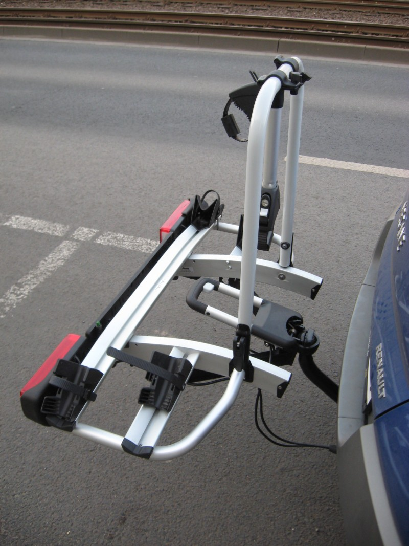 Gear Roof Rack System Suitable For Both Bicycle And
