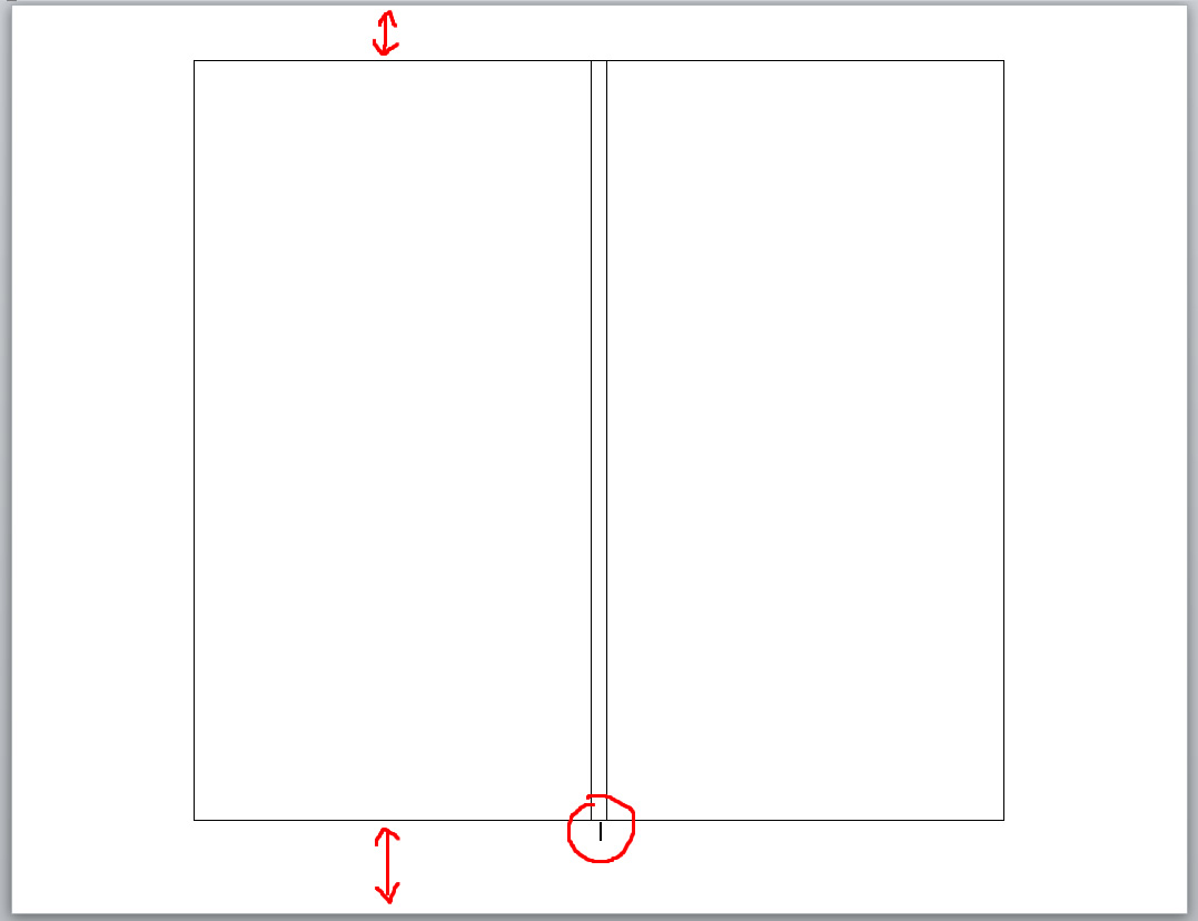 How Do I Perfectly Center A Table On The Page In Microsoft