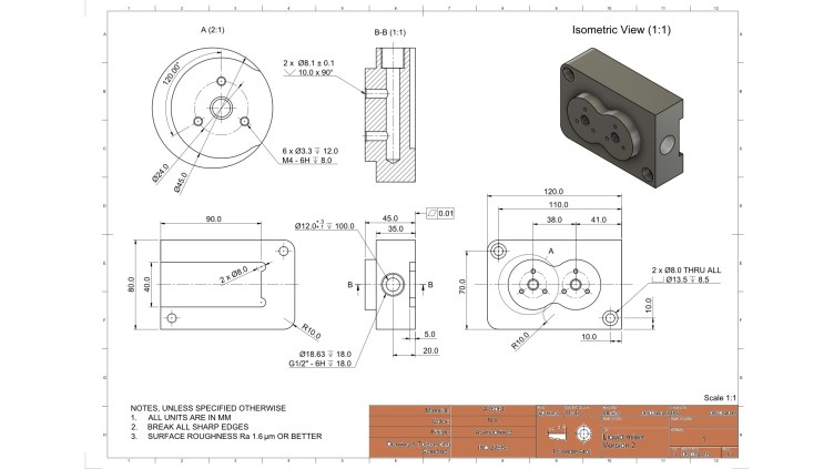 How to extract bottom part from engineering drawing image ...