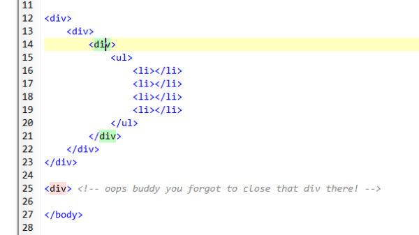 Can vim highlight matching HTML tags like Notepad++ ...
