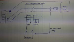 microcontroller  Using DPST Relay to control AC Load