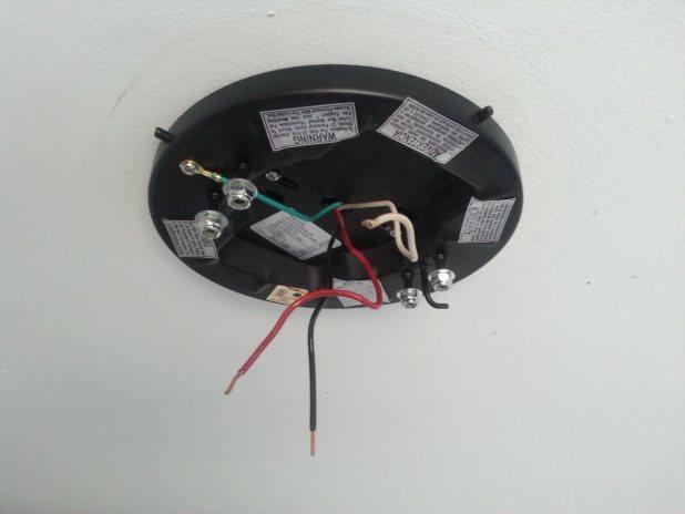Red Wire Junction Box Ceiling Fan Www Gradschoolfairs Com