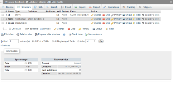 Displaying MySQL database BLOB images in a table with PHP