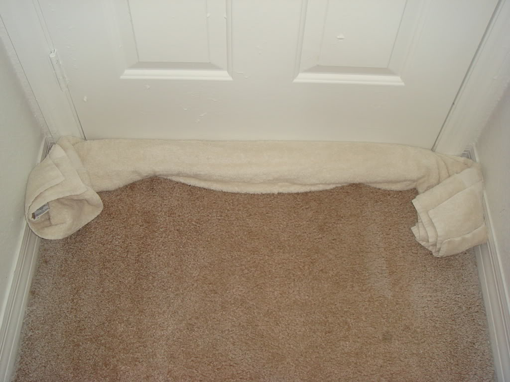 Doors How To Stop Cold Air From Coming Into The House