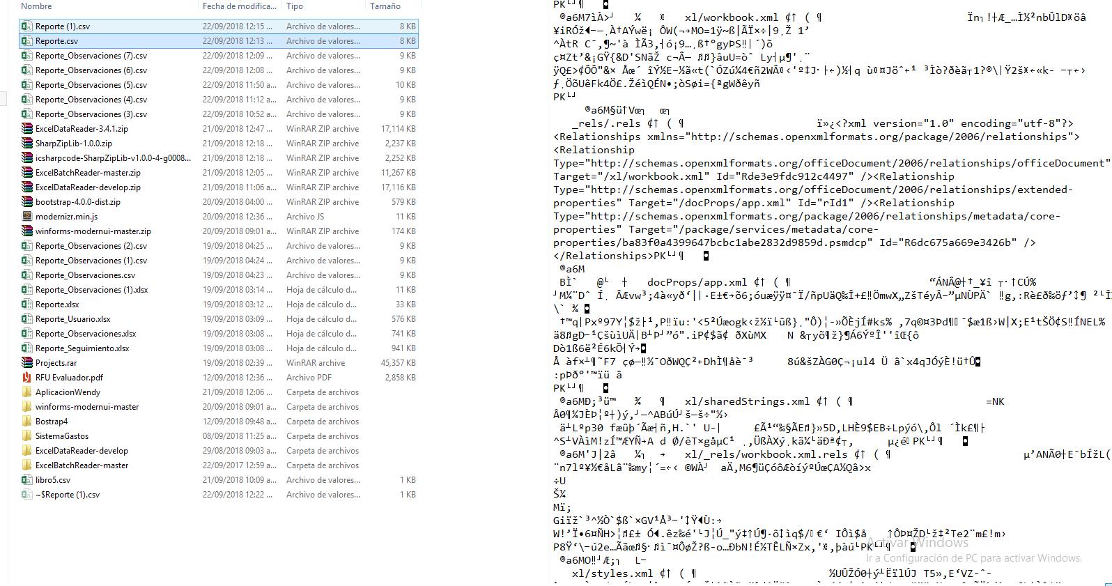 Como Se Puede Exportar Archivo Csv Con Asp C
