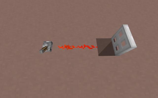 I need to make a flush iron trap door - Arqade