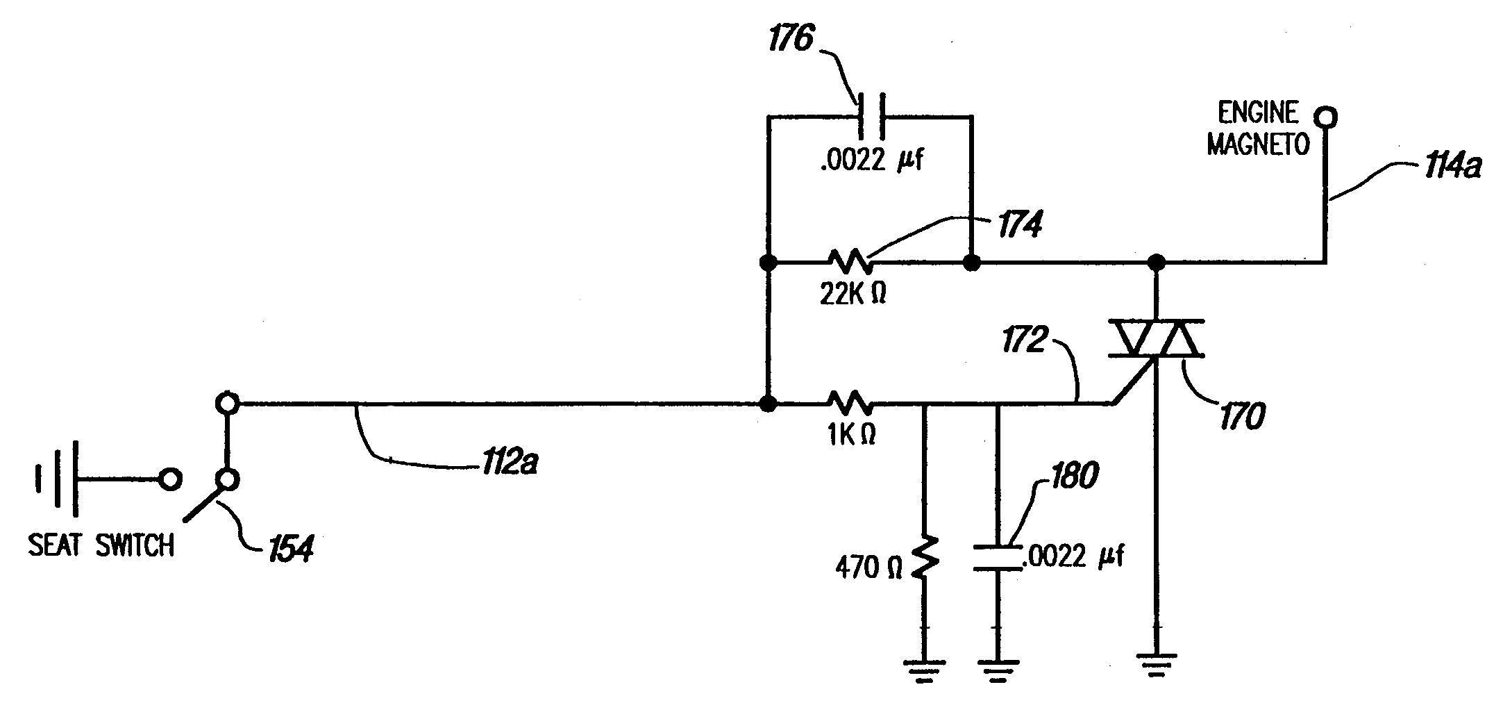 How To Pull Triac Gate To Ground With An Npn Transistor With Ac Present