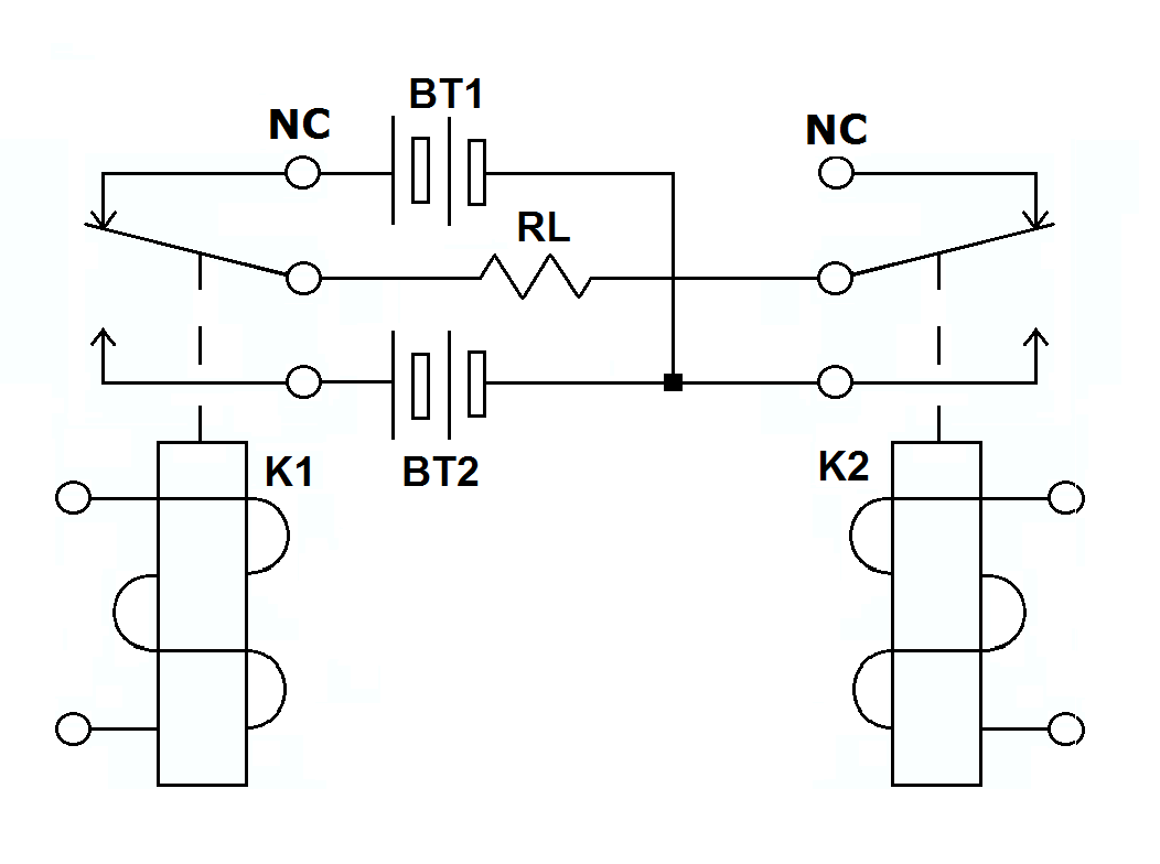 Solid State Relay Schematic Symbol