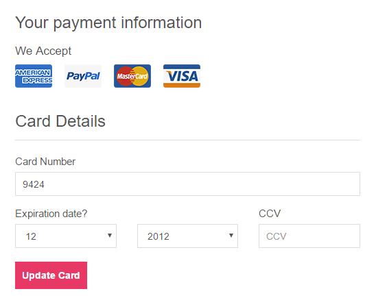 Image Result For Valid Credit Card
