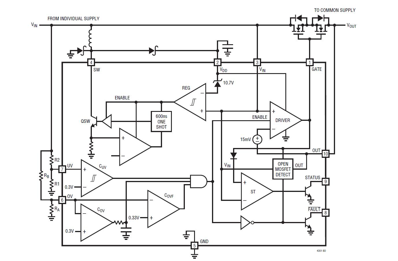 P Channel Mos Fet Current Flow
