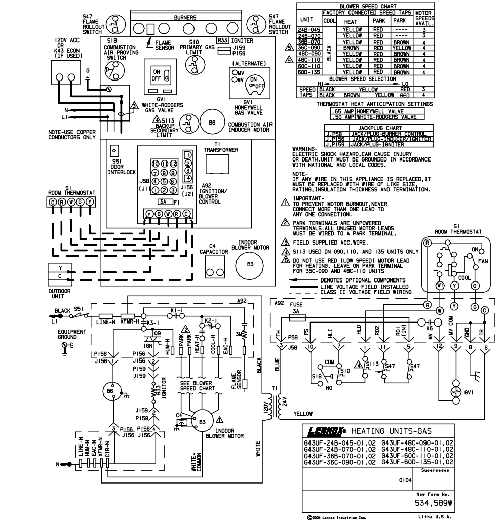 Fine Trane Xl90 Wiring Diagrams Model Ideas - Electrical and Wiring ...