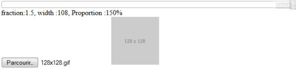 javascript Resize an image using jQuery UI Slider